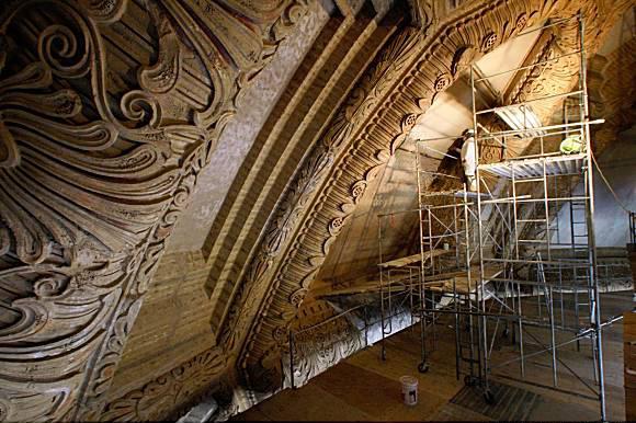 Historical / Interior Plaster